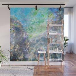 Aqua 7 Wall Mural