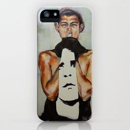 Jed iPhone Case