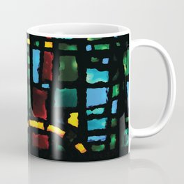 Stained Glass - House on the Rock Style... Coffee Mug