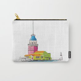 Maiden's Tower, Istanbul Carry-All Pouch