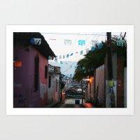 Chiapas Art Print