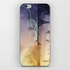 World's End iPhone & iPod Skin