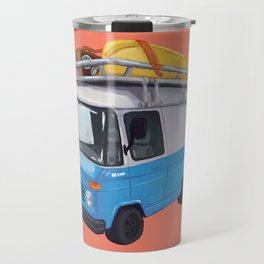 Campervan classic Travel Mug
