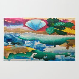Creations of Light Reflections Rug