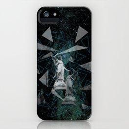 Celestial Mystery iPhone Case