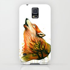 -The burning Forest- Galaxy S5 Slim Case
