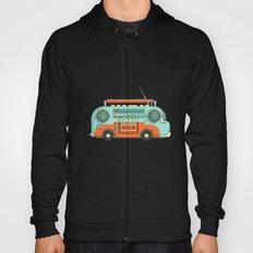 The Music Bus Hoody
