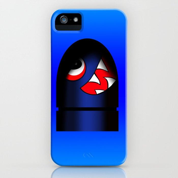 boss bullet (cool) iPhone Case