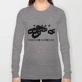 Susuwatari Long Sleeve T-shirt