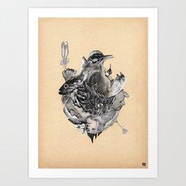 Oneness :: 5 Art Print