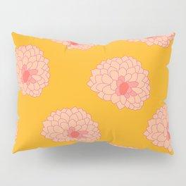 Pom Flowers Pillow Sham