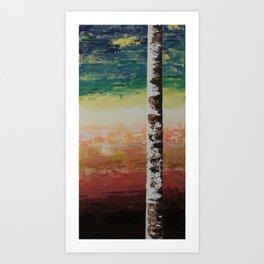 Confusion & Color Art Print