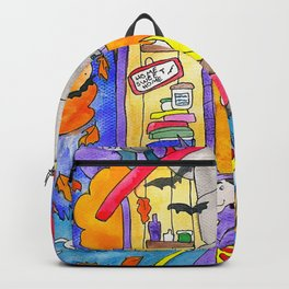 Witch Hut Backpack