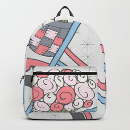 Paris Dreams Ride Backpack