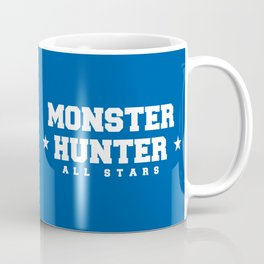 Monster Hunter All Stars - Blue Rippers Coffee Mug