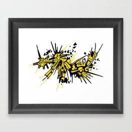 Akivi Framed Art Print