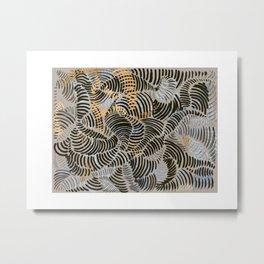 Smoke - part 1 Metal Print
