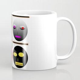 Wellcome the emojes Coffee Mug