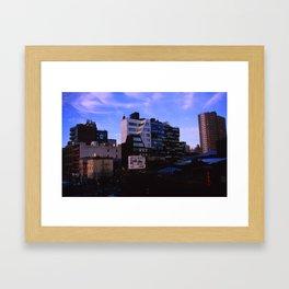 Chelsea, New York City Framed Art Print