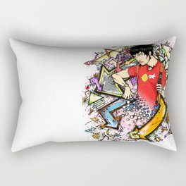 Effin Bread Time Rectangular Pillow
