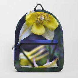 Summery breathing of flowers Backpack