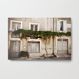 the seasons pass by unnoticed Metal Print
