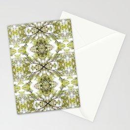 Spring Pine Tree Branch Stationery Cards