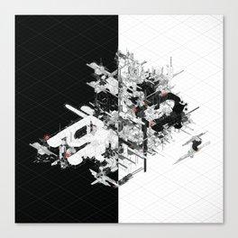 Schema 82 Canvas Print