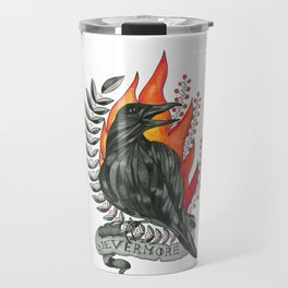 Nevermore Travel Mug