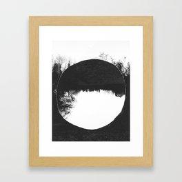 DARK PT 17 Framed Art Print