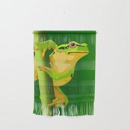 Bullfrog Wall Hanging