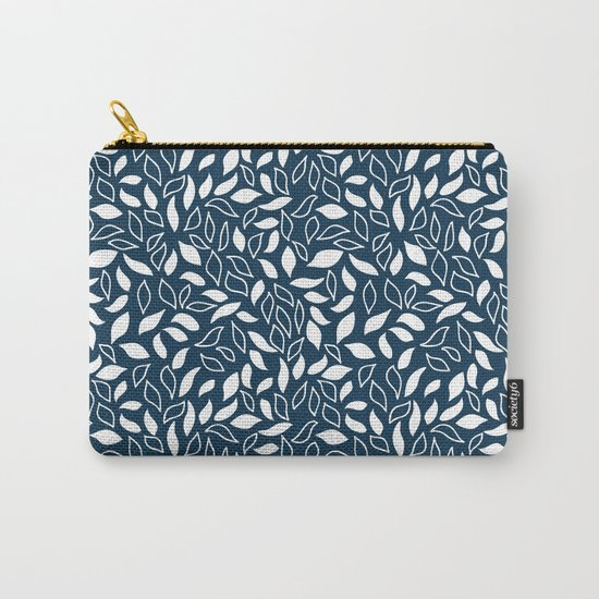 Wilderness Leaves Carry-All Pouch