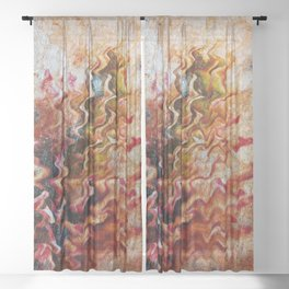 Ripple Sheer Curtain