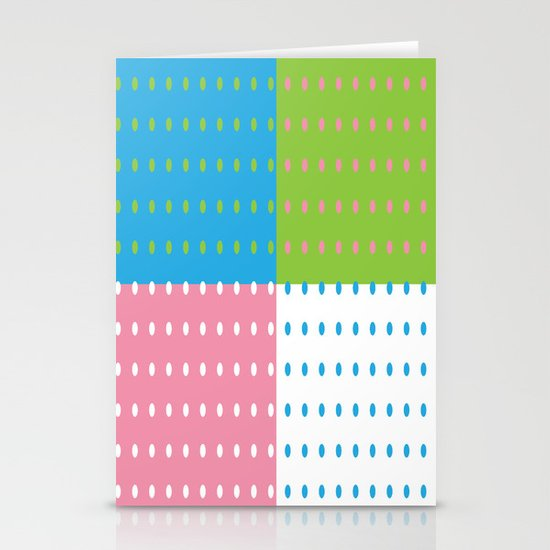 Ditzy Stationery Cards
