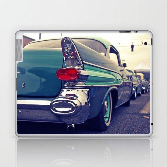 Pontiac details Laptop & iPad Skin