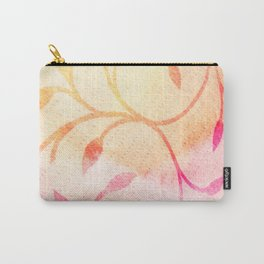 Summer Leaves Carry-All Pouch