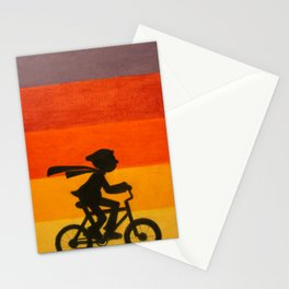 """Get Home Before Dark"" Stationery Cards"