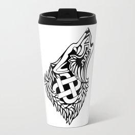 Tremder Celtic Knot Logo Travel Mug