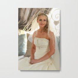 Bridal suite Metal Print