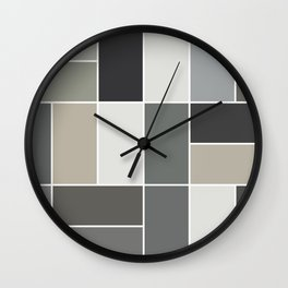 GREAT WALL Wall Clock