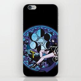 Raven's Birth by Sleep iPhone Skin