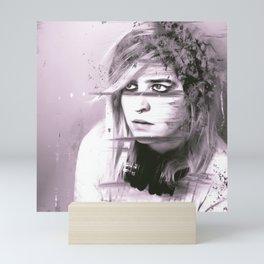 Headcase Mini Art Print