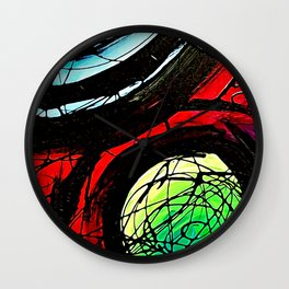 The Intersect Wall Clock