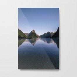 Milford Sound, Fiordland Metal Print