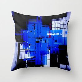 wAKEFIELD sTREET 318 Throw Pillow