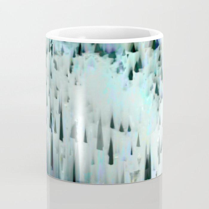 White Landscape / Snow Coffee Mug