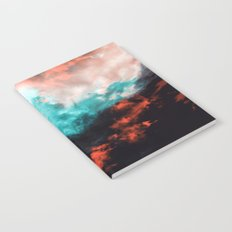 Painted Clouds VII (Phoenix) Notebook
