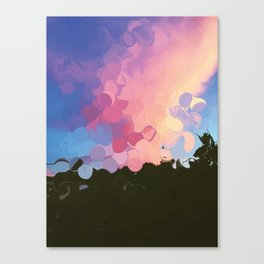 Summer Tenacities Canvas Print
