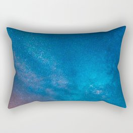 Waiting For A Shooting Star Rectangular Pillow