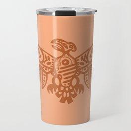 Aztec Eagle Travel Mug